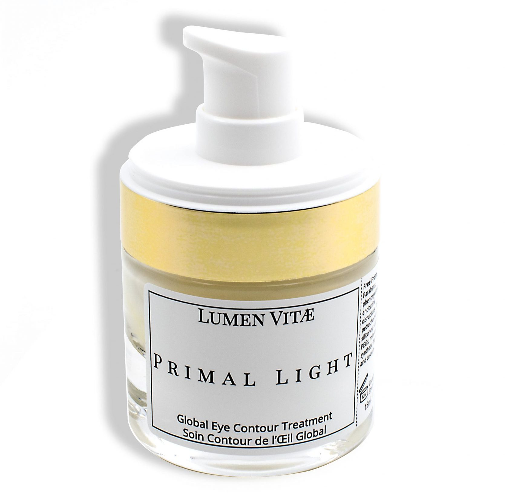 Primal Light global eye contour treatment
