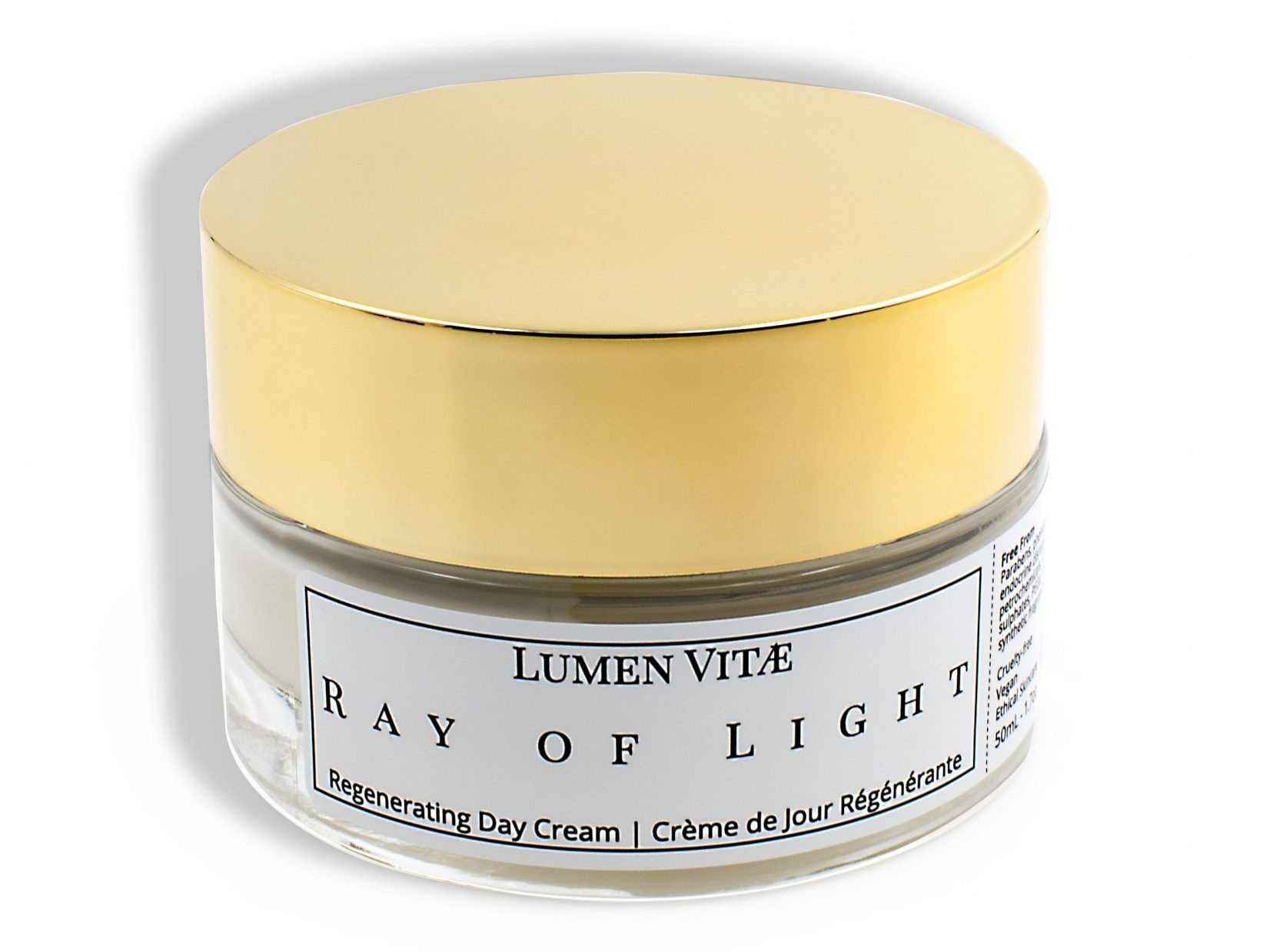 Ray of Light regenerating day cream